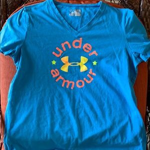 Girls Under Armour shirt size YXL
